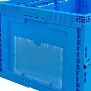 folding plastic containers-ZJXS654436CDK