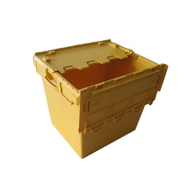 large plastic storage bins with lids on sale