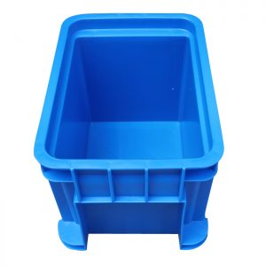 straight wall container-KLT4