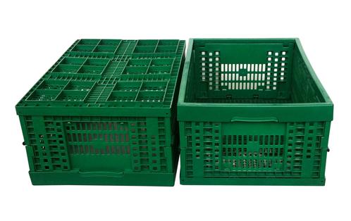 vented plastic crates